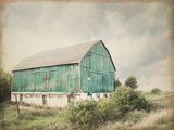 Late Summer Barn I Crop Vintage