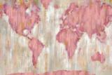 Blushing World Map v2 Crop