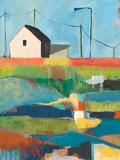 Western Edge Reproduction d'art par Jan Weiss
