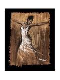Mouvement gracieuxI Reproduction d'art par Monica Stewart