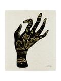 Palmistry Black