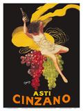 Asti Cinzano - Asti Spumante - Italian Sparkling White Wine