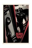 Bold Black Panther