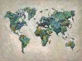 Wonderful World Map