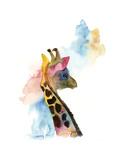 Girafe I Reproduction d'art par Sophia Rodionov