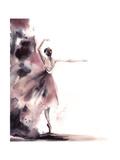 Ballerina Bliss I Reproduction d'art par Sophia Rodionov