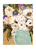 Summer Flowers in a Vase I