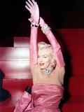 """Marilyn Monroe """"Gentlemen Prefer Blondes"""" [1953]  Directed by Howard Hawks"""