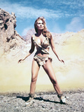 """Raquel Welch """"One Million Years B C"""" [1966]  Directed by Don Chaffey"""