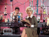 """Jerry Lewis; Stella Stevens """"The Nutty Professor"""" [1963]  Directed by Jerry Lewis"""