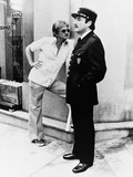 """Blake Edwards; Peter Sellers """"The Return of the Pink Panther"""" [1975]  Directed by Blake Edwards"""