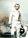 "Steve Mcqueen ""Le Mans"" [1971]  Directed by Lee H Katzin"