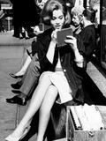"""Jane Fonda """"Sunday in New York"""" [1963]  Directed by Peter Tewksbury"""
