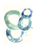 Watercolor Oval 5