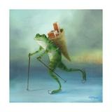 The Yuletide Frog