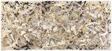Number 27 (1950) Reproduction d'art par Jackson Pollock