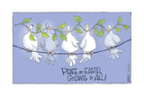 Peace on Earth  Goodwill to All!