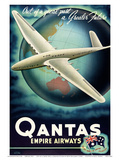 Out of a Great Past  a Greater Future - Qantas Empire Airways (QEA)
