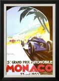 5th Grand Prix Automobile  Monaco  1933