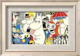 The Moomins Comic Cover 1