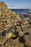 Giant's Causeway  UNESCO World Heritage Site  County Antrim  Ulster  Northern Ireland  United Kingd