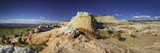 Panoramic View of Sandstone Formations in Grand Staircase Escalante National Monument Papier Photo par Jonathan Irish