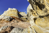 Sandstone Formations in Grand Staircase Escalante National Monument Tableau sur toile par Jonathan Irish