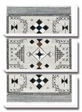 Magic Carpet Ride II Tableau multi toiles par Andrea Stajan-ferkul