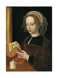 The Magdalen Reading  c1530-50