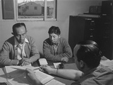 Bunkichi Hayashi  project attorney  Manzanar Relocation Center  1943