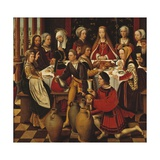 The Wedding in Cana  c1530-50