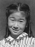 Joyce Yuki Nakamura at Manzanar  1943