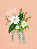 Folk Art Flowers No 1