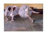 Deux danseuses  c1879