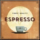 Finest Coffee - Espresso Reproduction montée par Hens Teeth