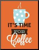 Coffee Time (Orange) Reproduction montée par Genesis Duncan