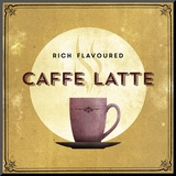 Finest Coffee - Latte Reproduction montée par Hens Teeth