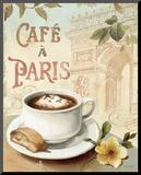 Cafe in Europe I Reproduction montée par Lisa Audit