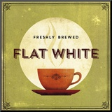 Finest Coffee - Flat White Reproduction montée par Hens Teeth
