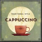 Finest Coffee - Cappuccino Reproduction montée par Hens Teeth