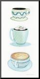 Coffee Break Element VI Reproduction montée par Kathleen Parr McKenna