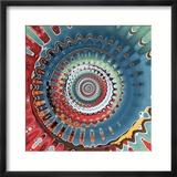 Variations on a Circle 10 Photo encadrée par Philippe Sainte-Laudy