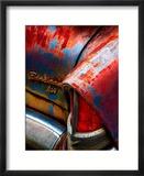 Packard Tailight Photo encadrée par Steven Maxx