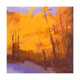 Orange to the Edge Reproduction d'art par Mike Kelly