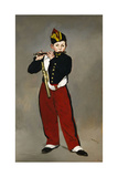 Édouard Manet / The Fife Player  1866