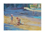 Salcombe Beach  Children
