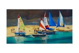 Salcombe Smalls Cove Dinghies
