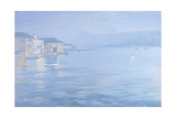 Salcombe - Misty Morning  1998