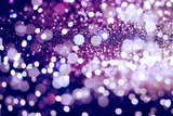 Abstract Texture  Light Bokeh Background