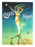 Cycles Sirius Giclée par PAL (Jean De Paleologue)